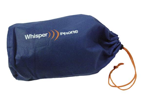 WhisperPhone Duet tasje