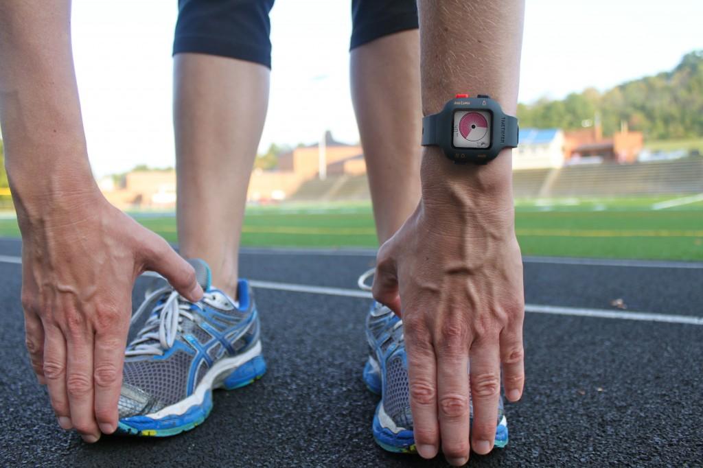 Time Timer horloge Plus als sporthorloge